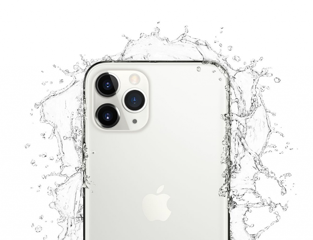 Apple iPhone 11 Pro водозащита