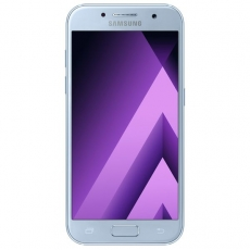 Смартфон Samsung Galaxy A3 (2017) SM-A320F Single Sim Голубой