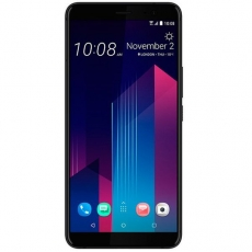 Смартфон HTC U11 Plus 128GB Ceramic Black