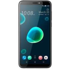 Смартфон HTC Desire 12+ Cool Black
