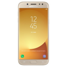 Смартфон Samsung Galaxy J5 (2017) 16GB Золотистый