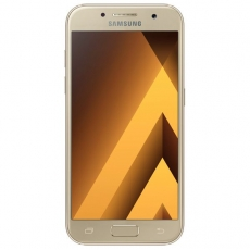 Смартфон Samsung Galaxy A7 (2017) SM-A720F Single Sim Золотистый