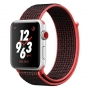 Часы Apple Watch Series 3 Cellular 42mm Aluminum Case with Nike Sport Loop