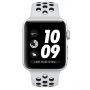 Часы Apple Watch Series 3 38mm Aluminum Case with Nike Sport Band