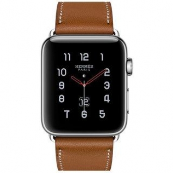 Часы Apple Watch Hermes Series 3 42mm with Single Tour