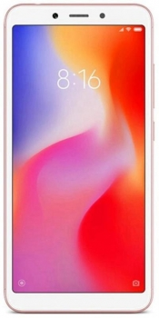 Смартфон Xiaomi Redmi 6 3/32GB Global Version