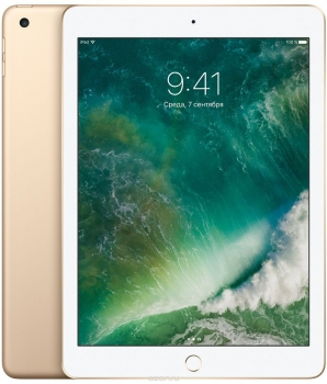 Планшет Apple iPad 128Gb Wi-Fi Gold