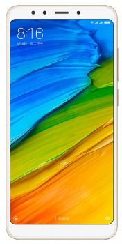 Смартфон Xiaomi Redmi 5 4/32GB Золотистый