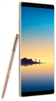 Смартфон Samsung Galaxy Note8 64GB Желтый Топаз