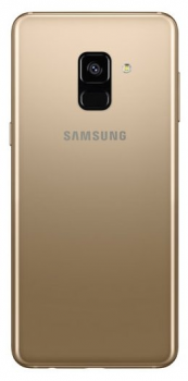 Смартфон Samsung Galaxy A8 (2018) 64GB Золотой