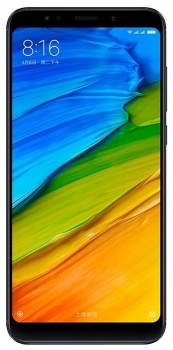 Смартфон Xiaomi Redmi 5 Plus 4/64GB Черный