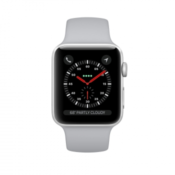 Часы Apple Watch Series 3 Cellular 42mm Aluminum Case with Sport Band