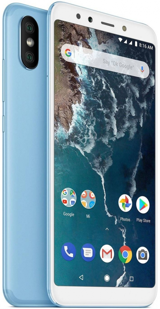 Смартфон Xiaomi Mi A2 4/32GB Global Version