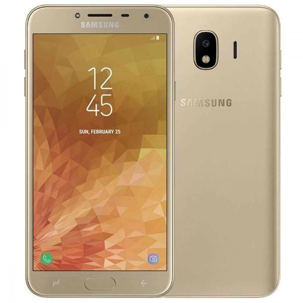 Смартфон Samsung Galaxy J4 (2018) 16GB Золотой