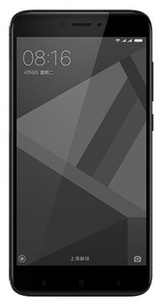 Смартфон Xiaomi Redmi 4X 64GB Черный