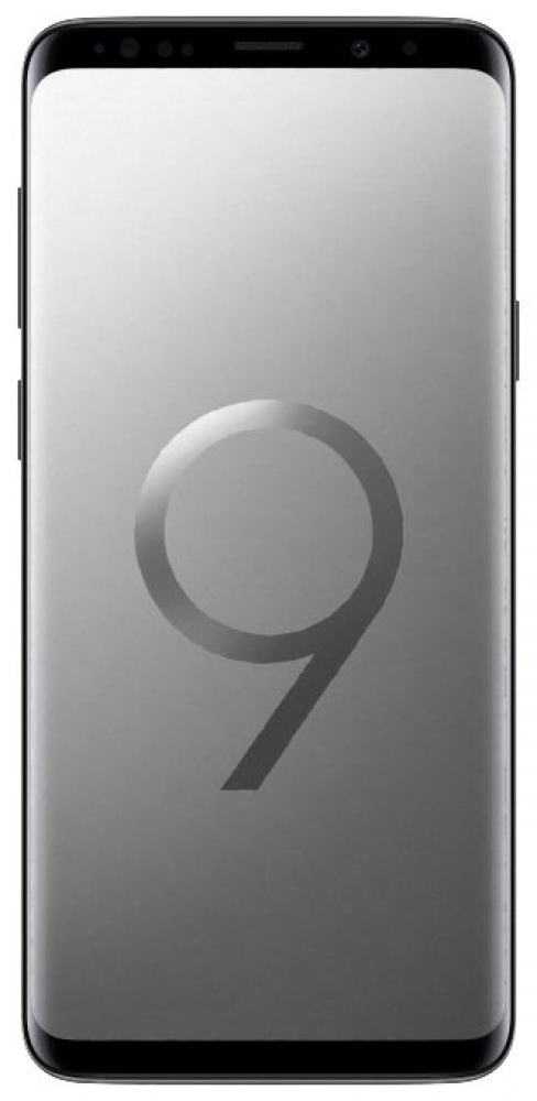 Смартфон Samsung Galaxy S9+ 128GB Титан