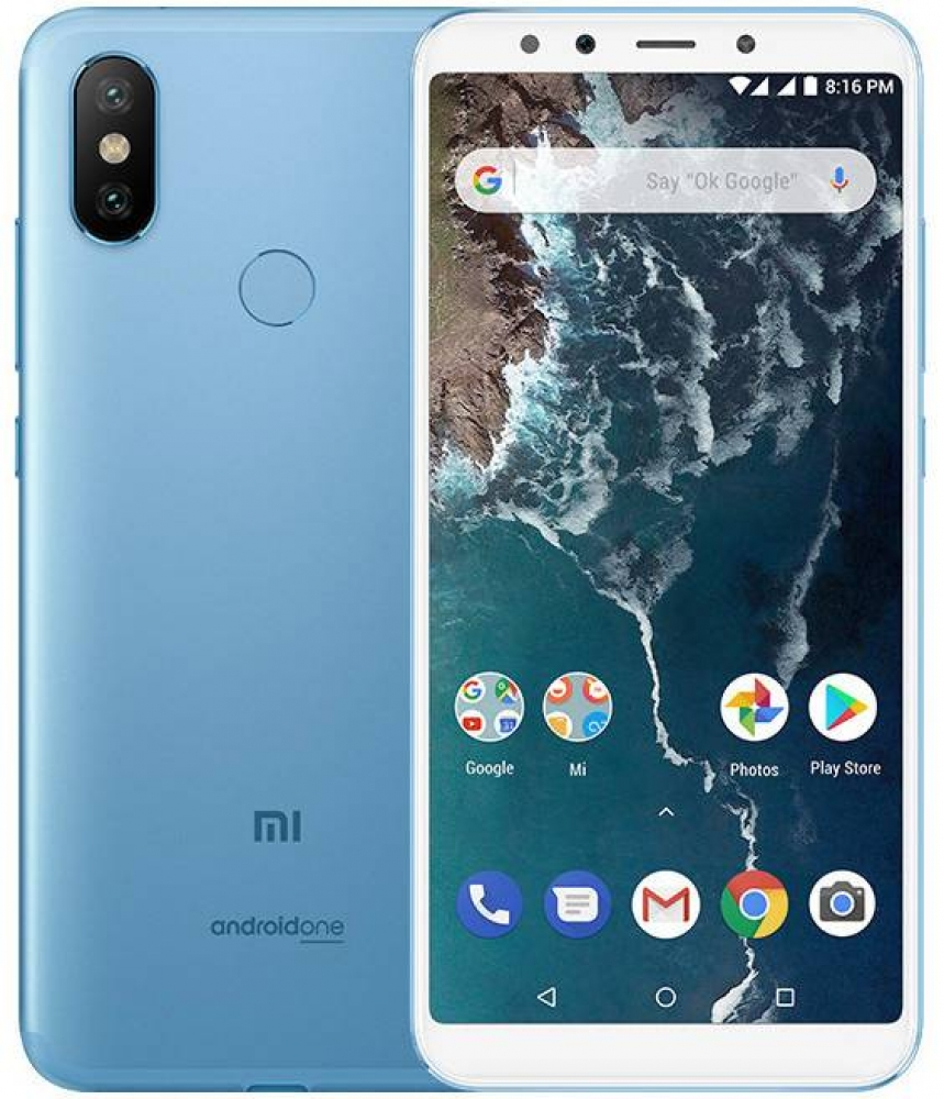 Смартфон Xiaomi Mi A2 6/128GB Global Version