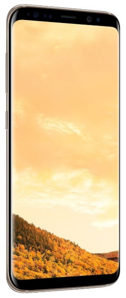 Смартфон Samsung Galaxy S8 64gb Желтый Топаз