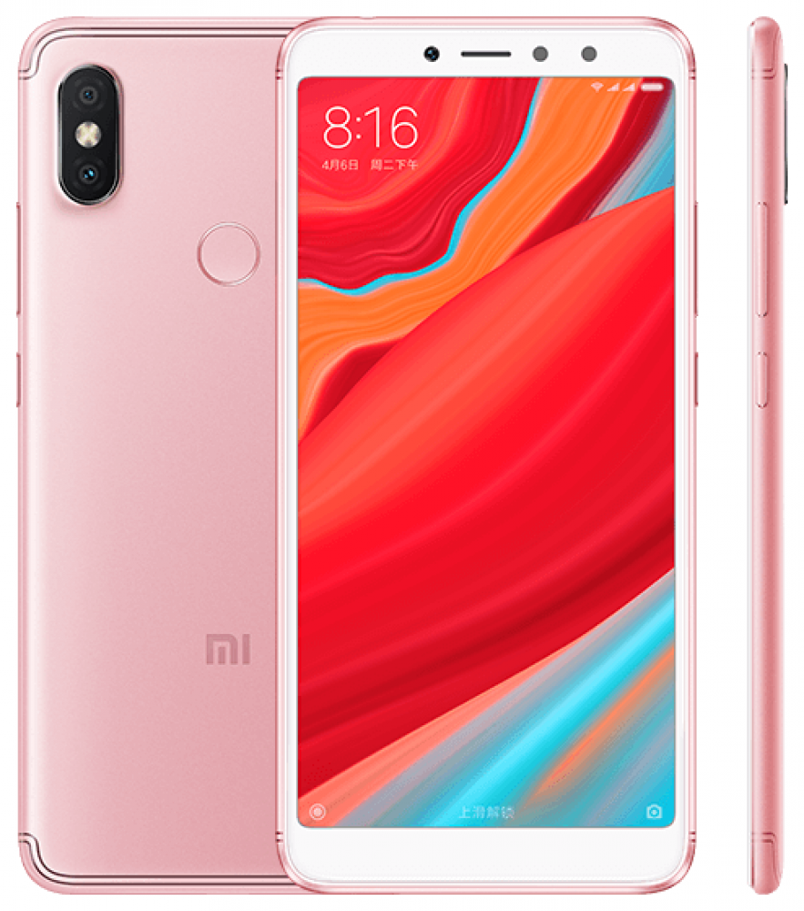 Смартфон Xiaomi Redmi S2 4/64GB Розовый Global Version