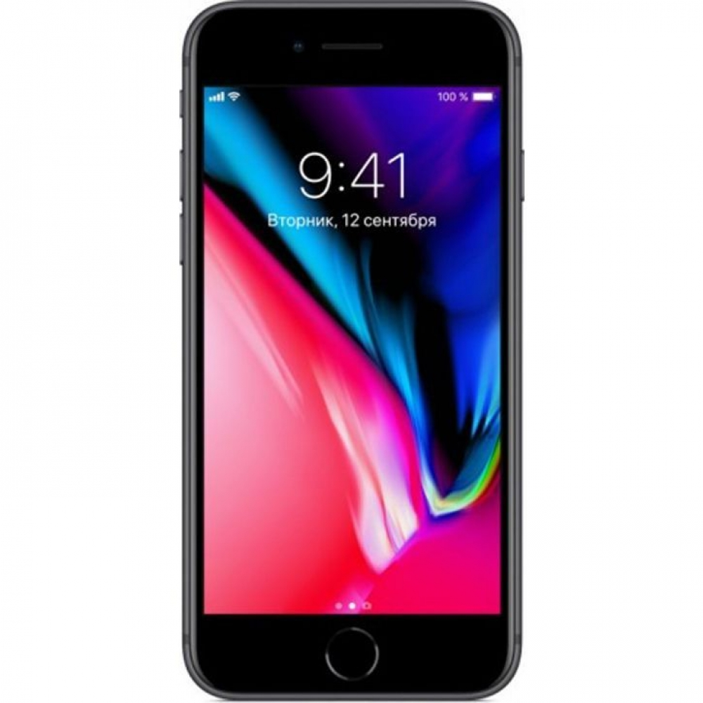 Смартфон Apple iPhone 8 Plus 64GB Серый Космос