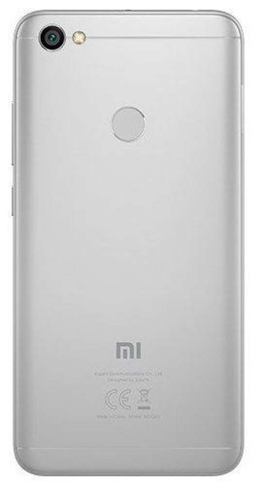 Смартфон Xiaomi Redmi Note 5A Prime 4/64GB Серебристый