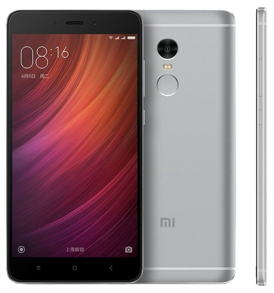 Смартфон Xiaomi Redmi Note 4X 3/32GB Серый