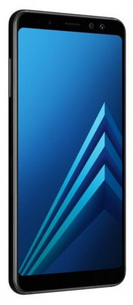 Смартфон Samsung Galaxy A8 (2018) 32GB Черный