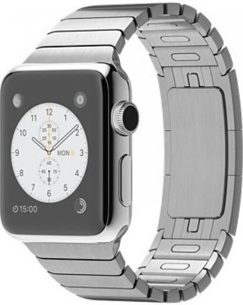 Часы Apple Watch Series 2 42mm with Link Bracelet