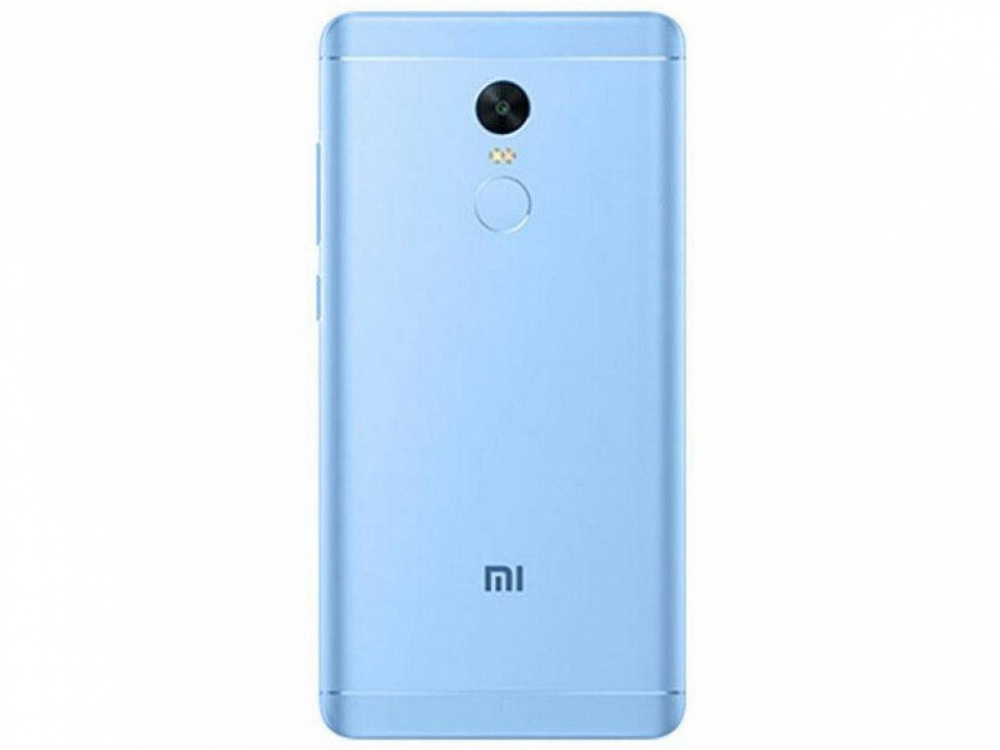 Смартфон Xiaomi Redmi Note 4X 3/16GB Синий