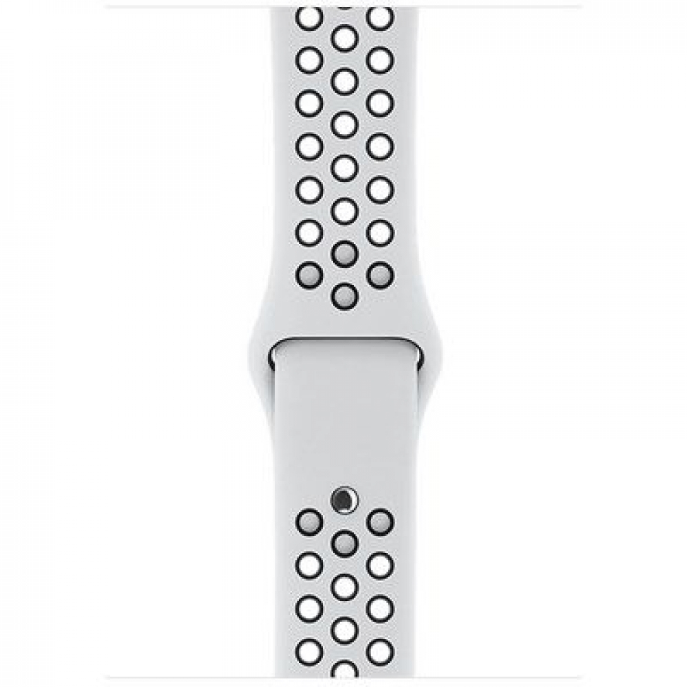 Часы Apple Watch Series 3 Cellular 38mm Aluminum Case with Nike Sport Band
