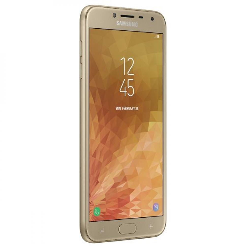 Смартфон Samsung Galaxy J4 (2018) 32GB Золотистый