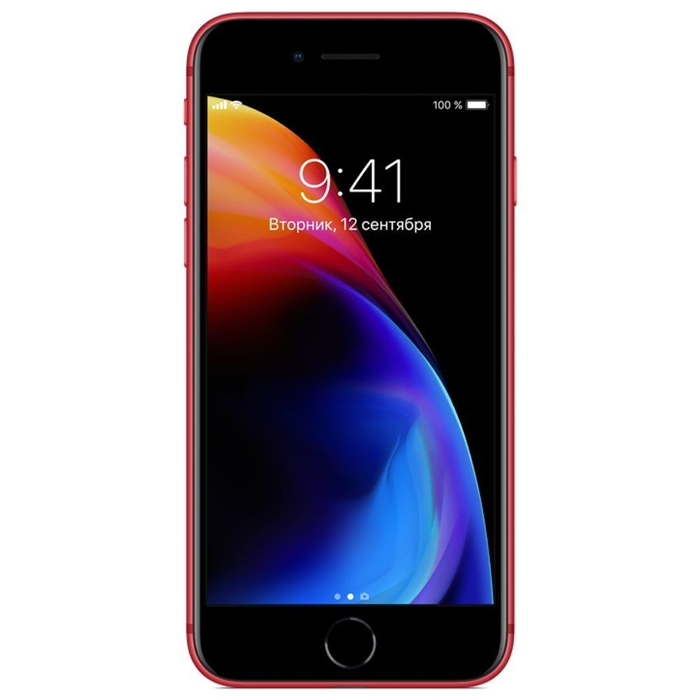 Смартфон Apple iPhone 8 256GB Красный