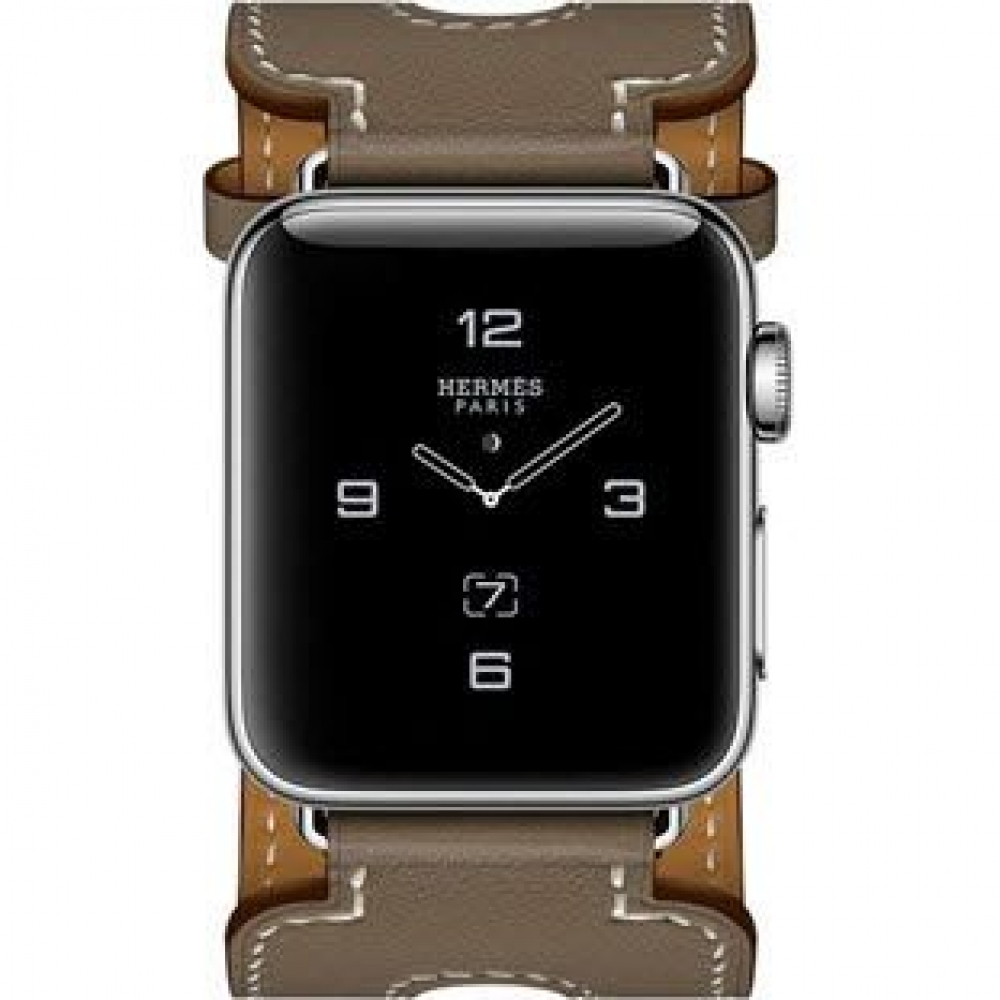 Часы Apple Watch Hermes Series 2 38mm with Manchette