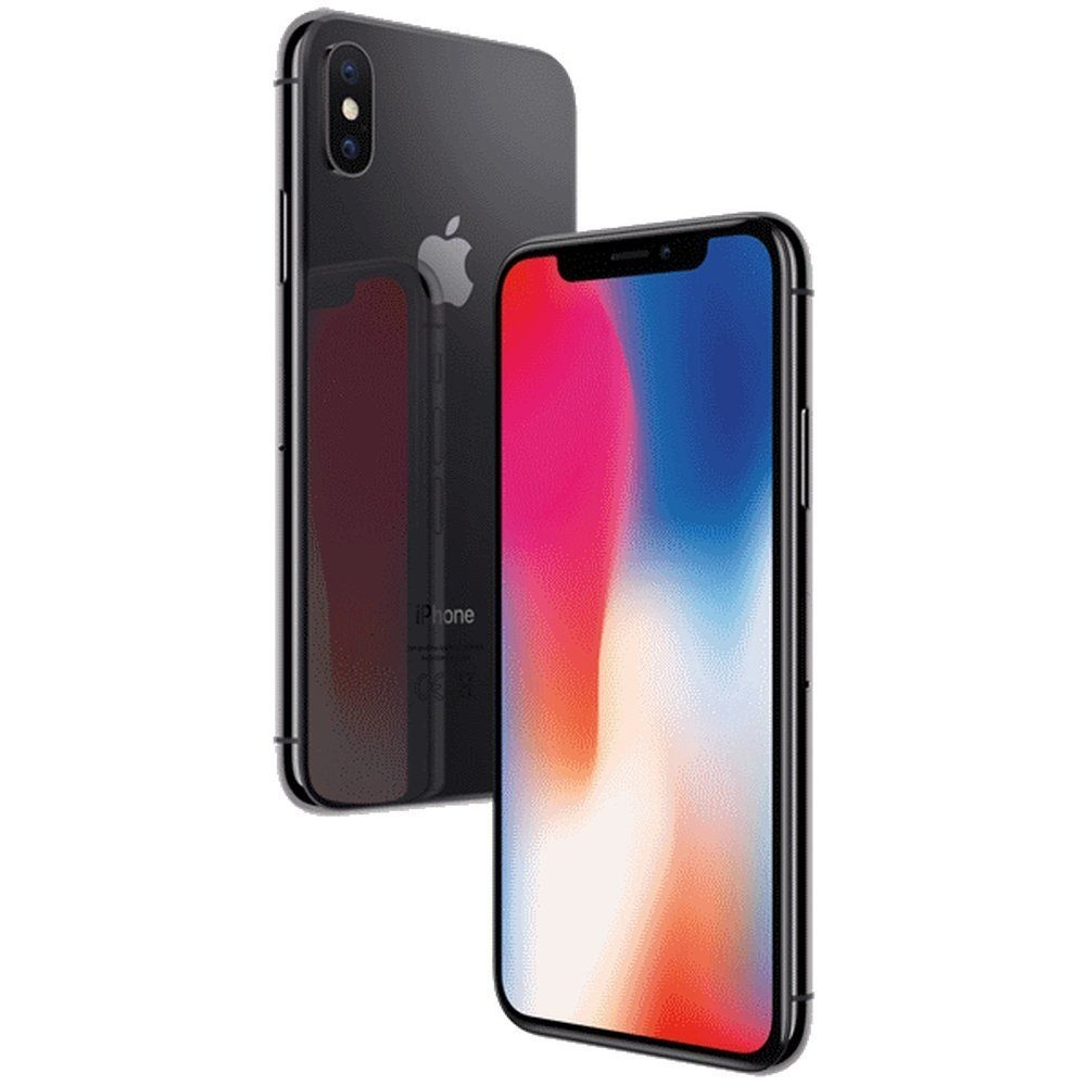 Смартфон Apple iPhone X 256GB Серый Космос