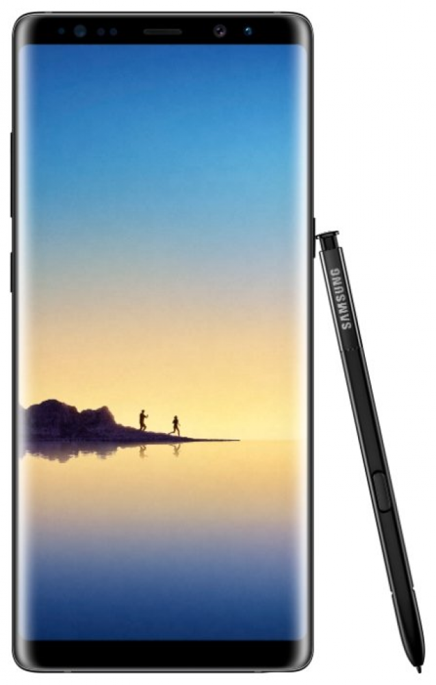 Смартфон Samsung Galaxy Note8 128GB Синий Сапфир